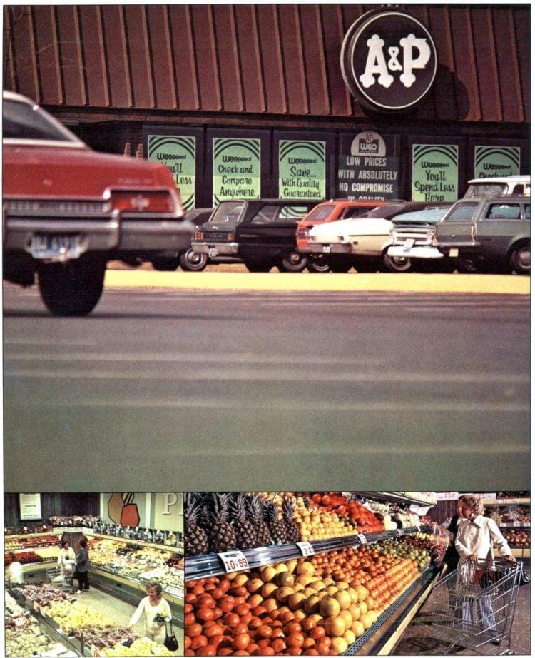 AP vintage grocery store - 1973 - 15