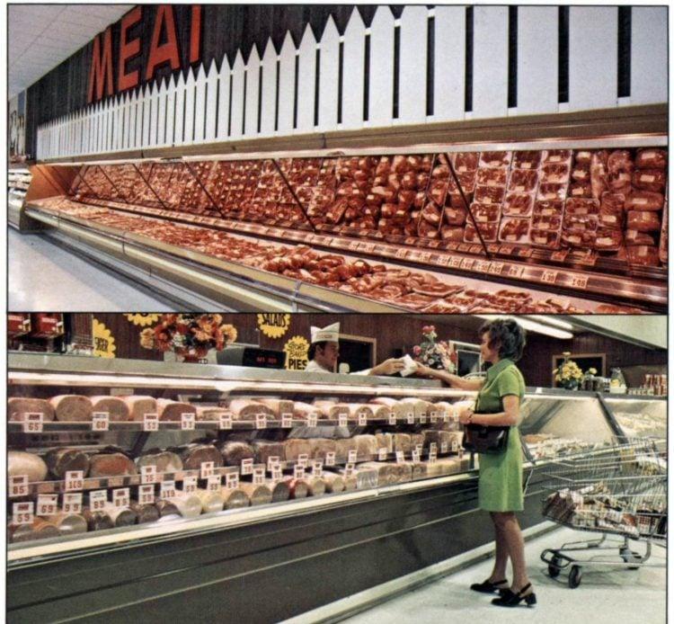 AP vintage grocery store - 1973 - 16