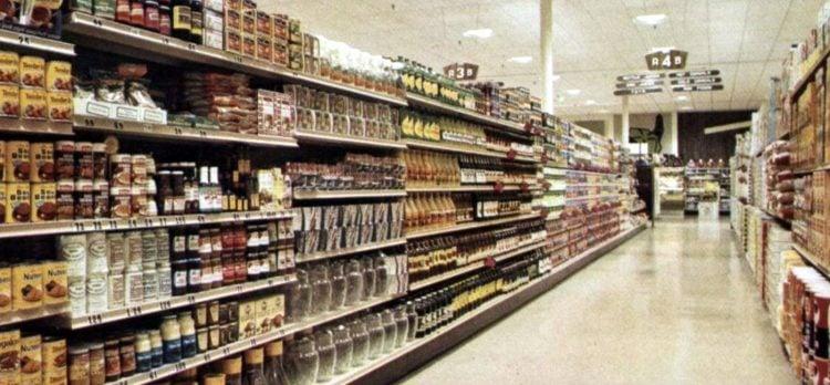 AP vintage grocery store - 1973 - 5