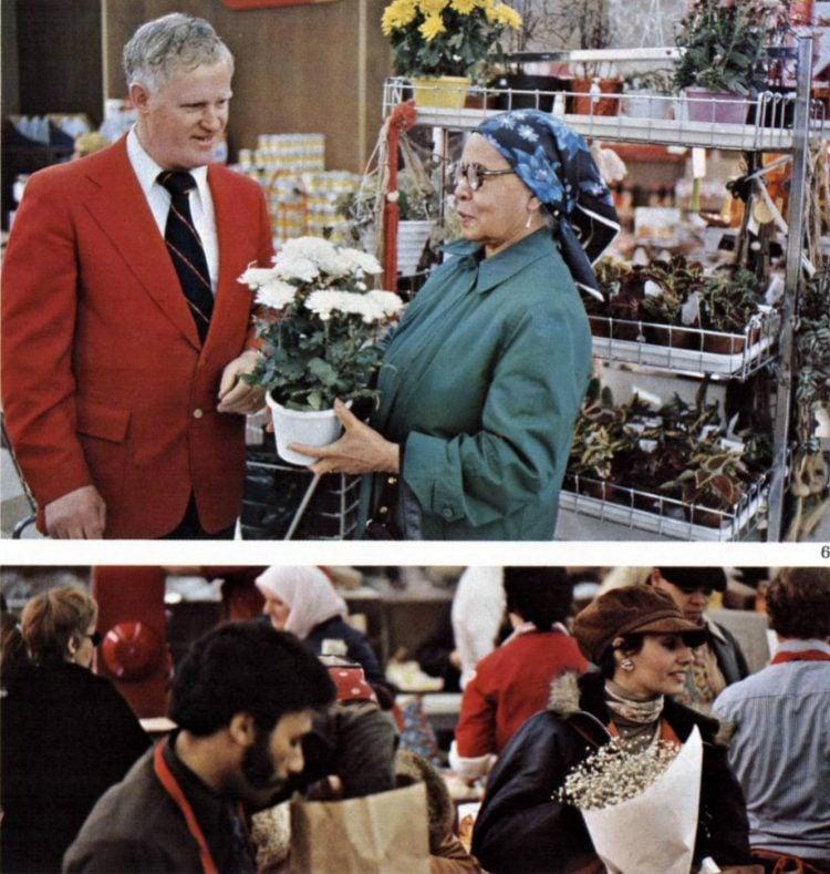AP vintage grocery store - 1975 - 10-001