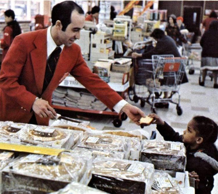 AP vintage grocery store - 1975 - 10-002