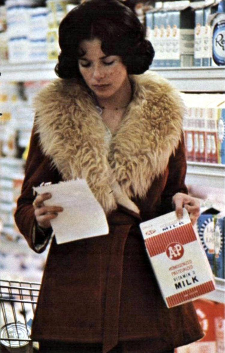 AP vintage grocery store - 1975 - 10