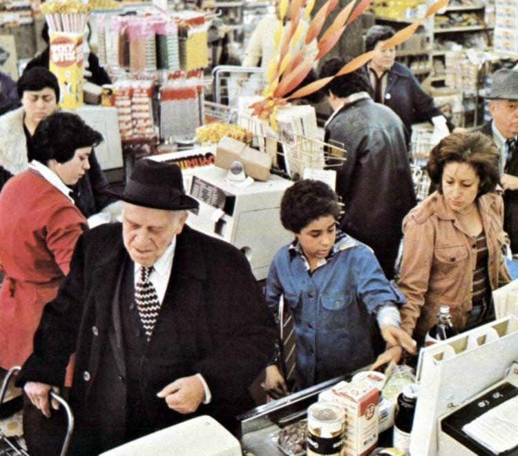 AP vintage grocery store - 1975 - 6-001