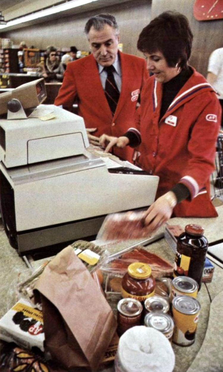 AP vintage grocery store - 1975 - 8-001