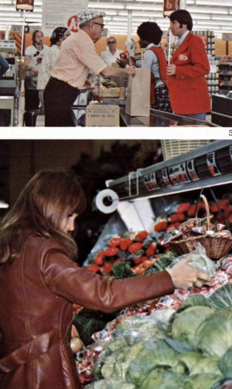 AP vintage grocery store - 1975 - 8-002
