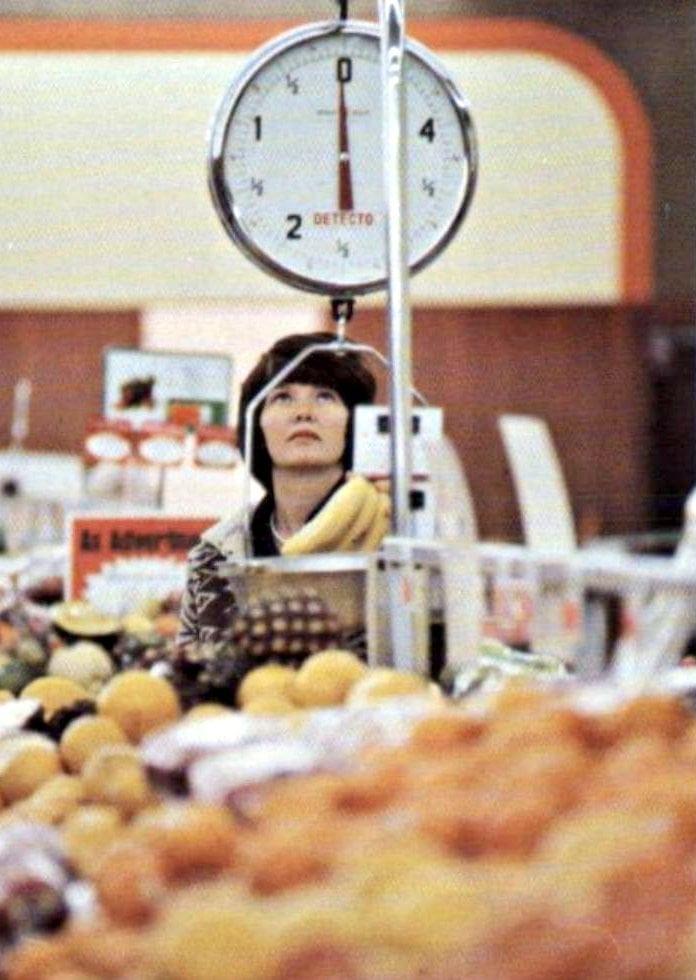 AP vintage grocery store - 1975 - 9-001
