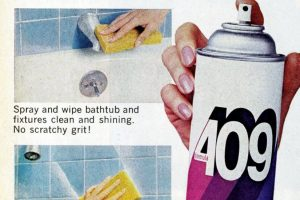 About Formula 409, the 'miracle household cleaner' that debuted in 1966