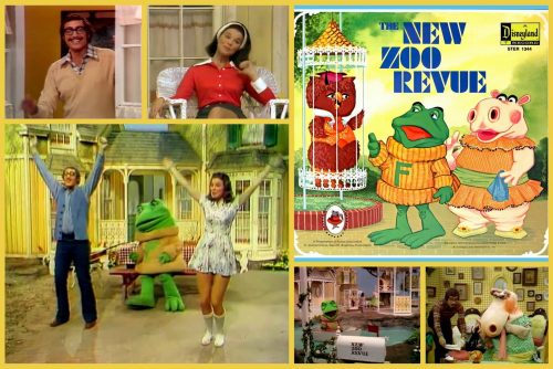 About New Zoo Revue, plus the intro from the 1970s kids TV show