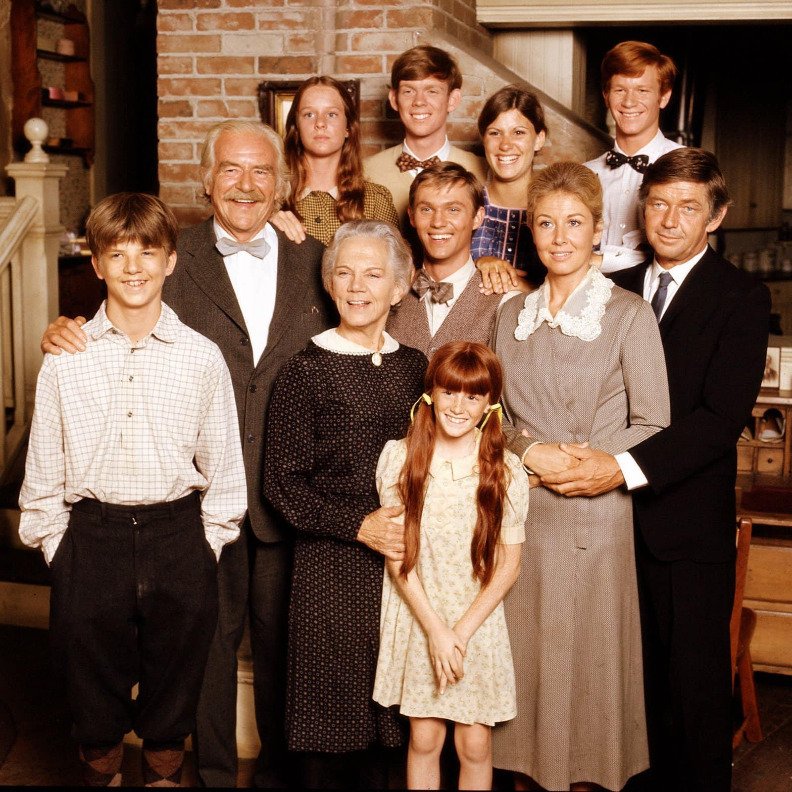 About The Waltons, the nostalgic 1970s hit TV series