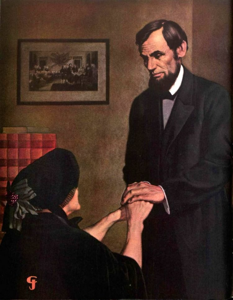 Abraham Lincoln - President - American history
