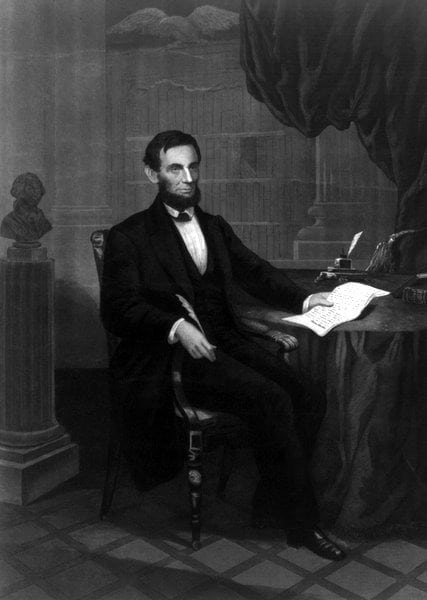Text of Lincoln's Emancipation Proclamation (1863)