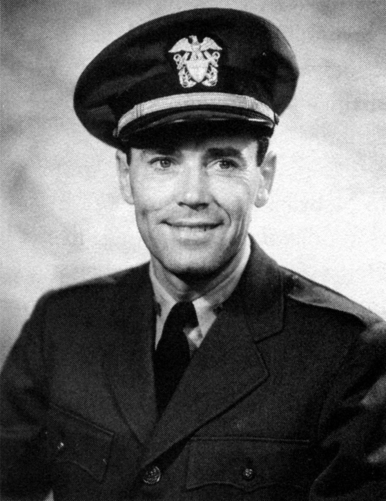 Actor Henry Fonda - US Navy WWII 1940s