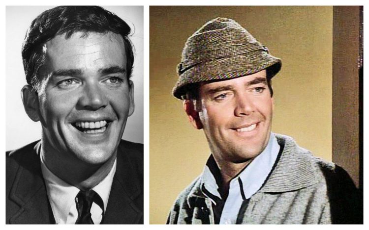 Actor Jim Hutton - Father of Timothy Hutton