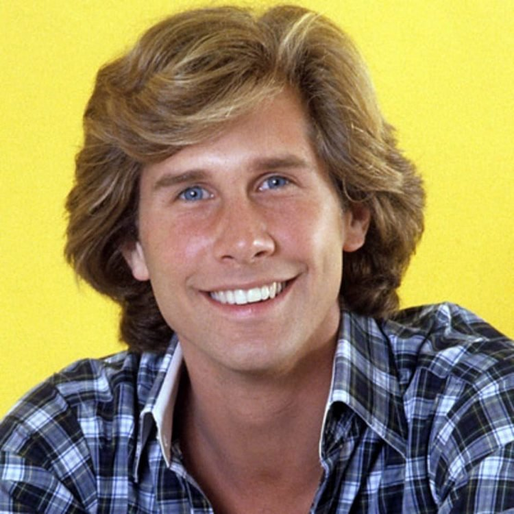 Actor Parker Stevenson in the seventies