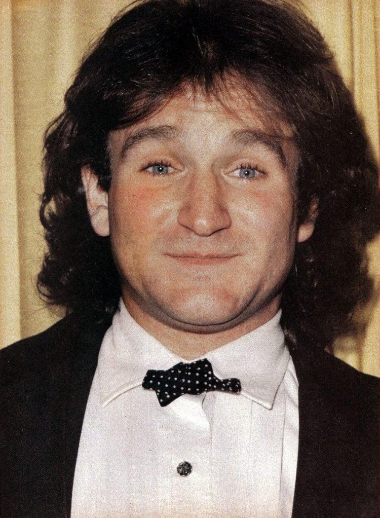 Actor-comedian Robin Williams (1)