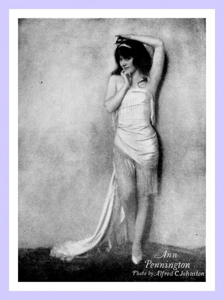 Ann Pennington - vintage dresses from the roaring twenties