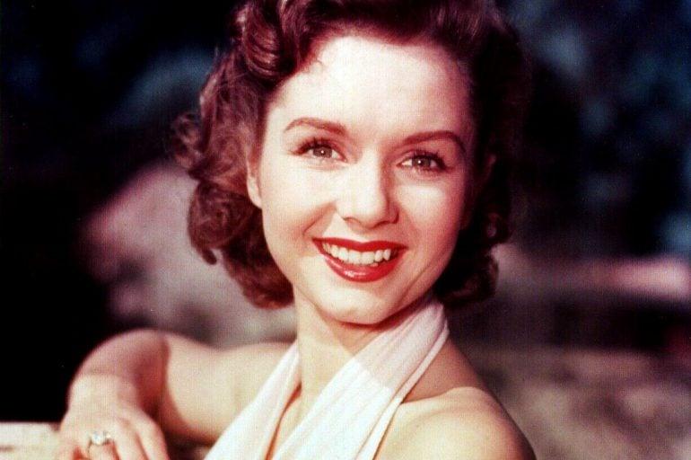 Actress Debbie Reynolds