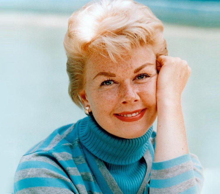 Actress Doris Day 1959
