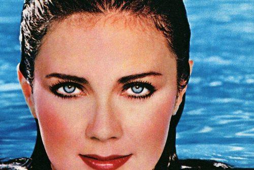 Actress Lynda Carter sheds her 'Wonder Woman' superhero image (1980)