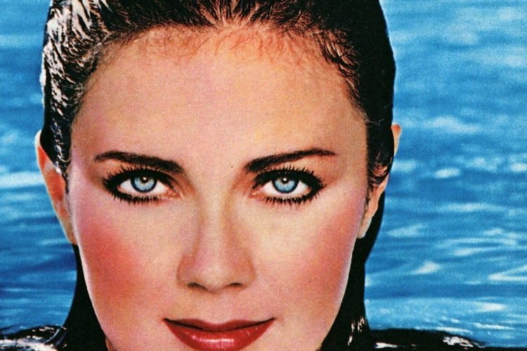 Actress Lynda Carter sheds her 'Wonder Woman' superhero image (1980)