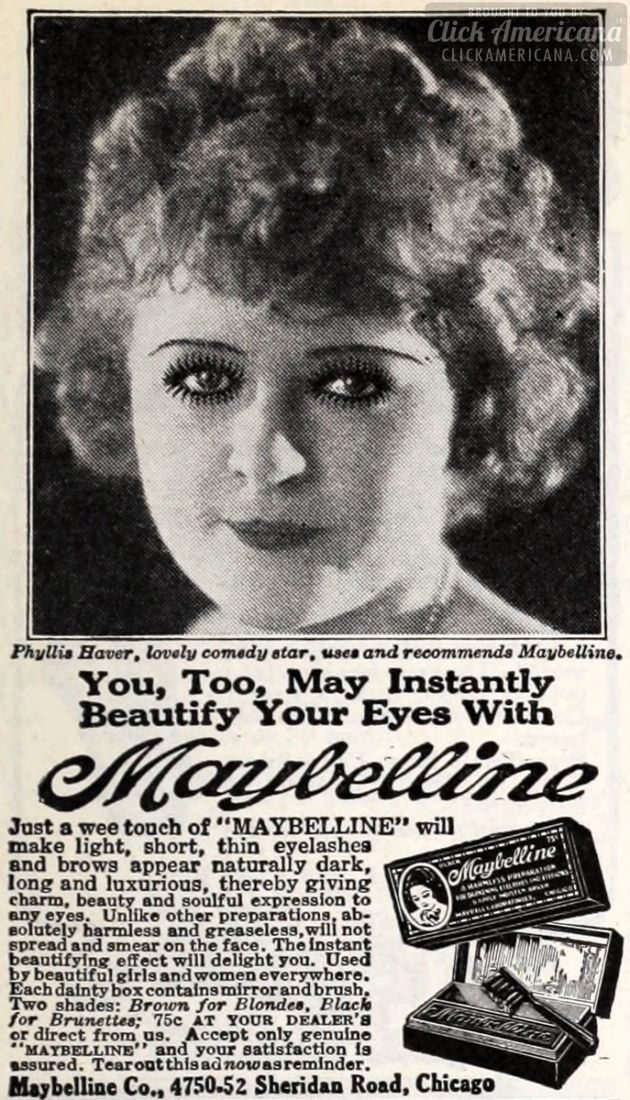 Actress-Phyllis-Haver-for-Maybelline-1923