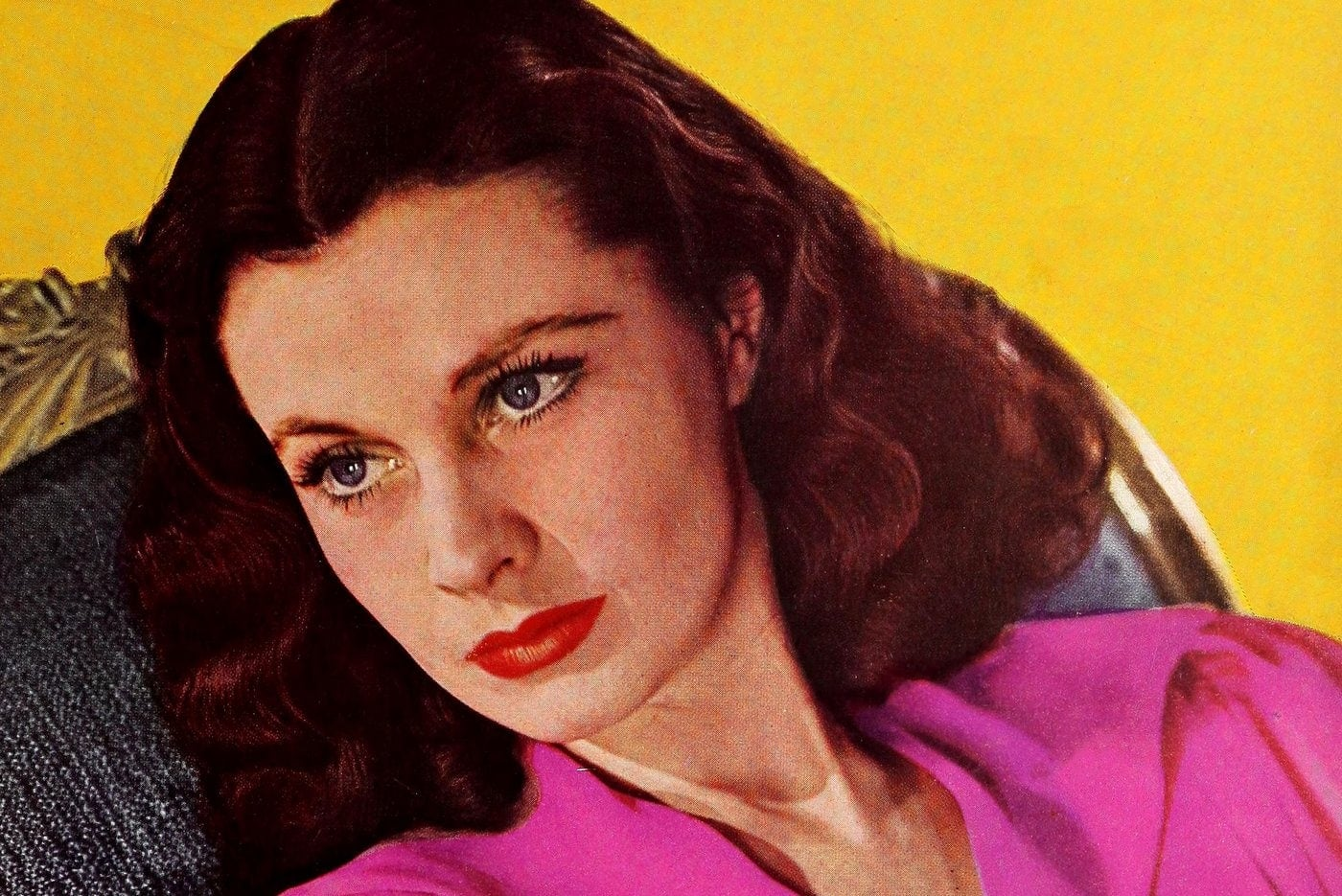 Actress Vivien Leigh on her career and playing Scarlett O'Hara