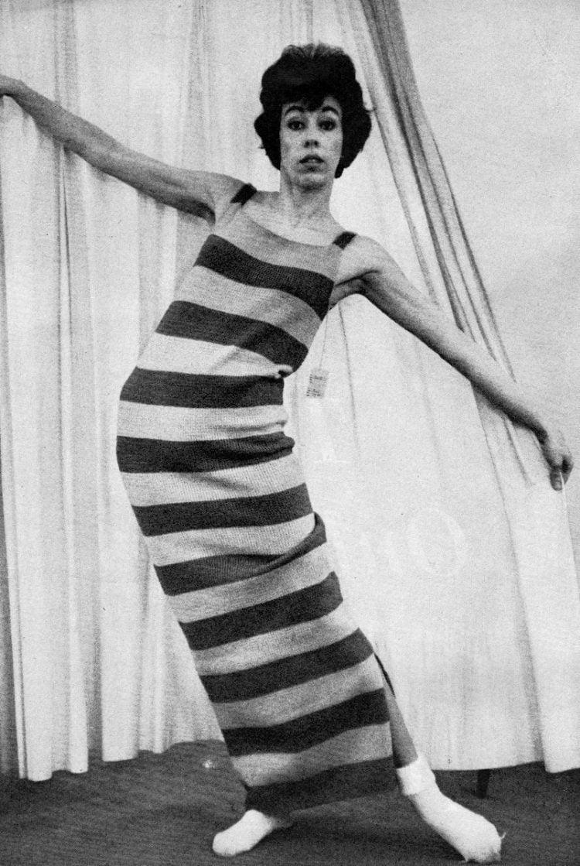 Actress-comedian Carol Burnett in 1963 (1)
