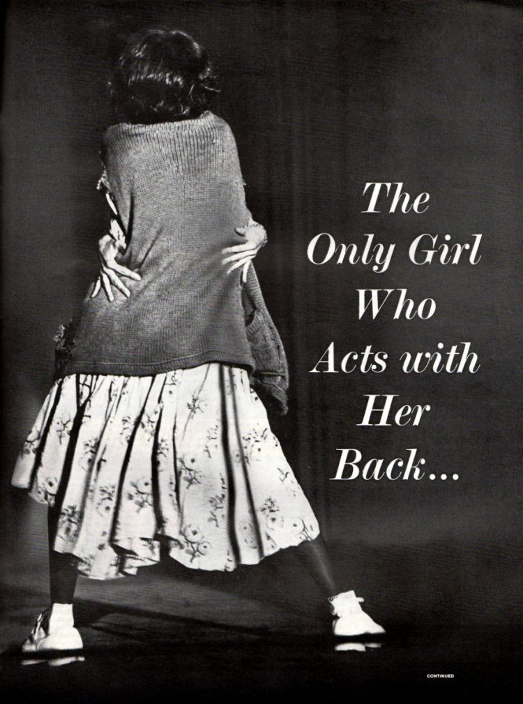 Actress-comedian Carol Burnett in 1963 (2)