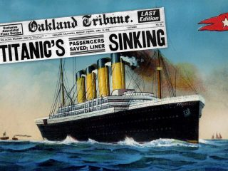 After Titanic sank, executives insisted the ship was unsinkable (1912)