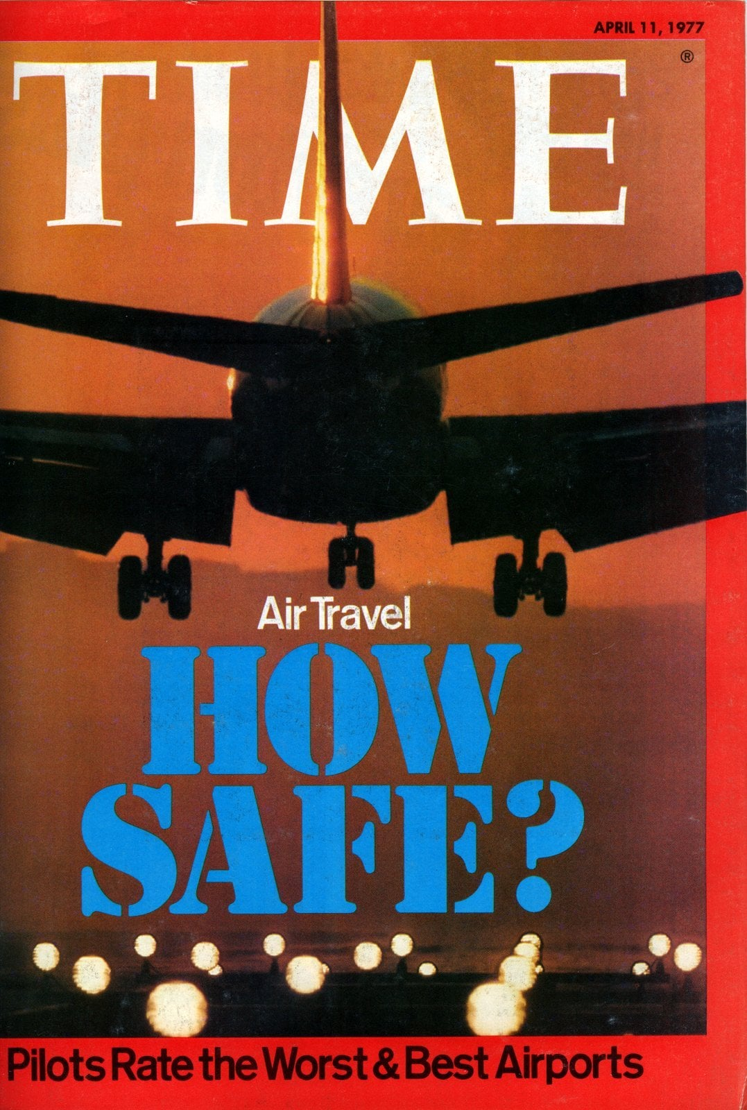 Airline safety and the Boeing 747 jumbo jet (1977) - Time