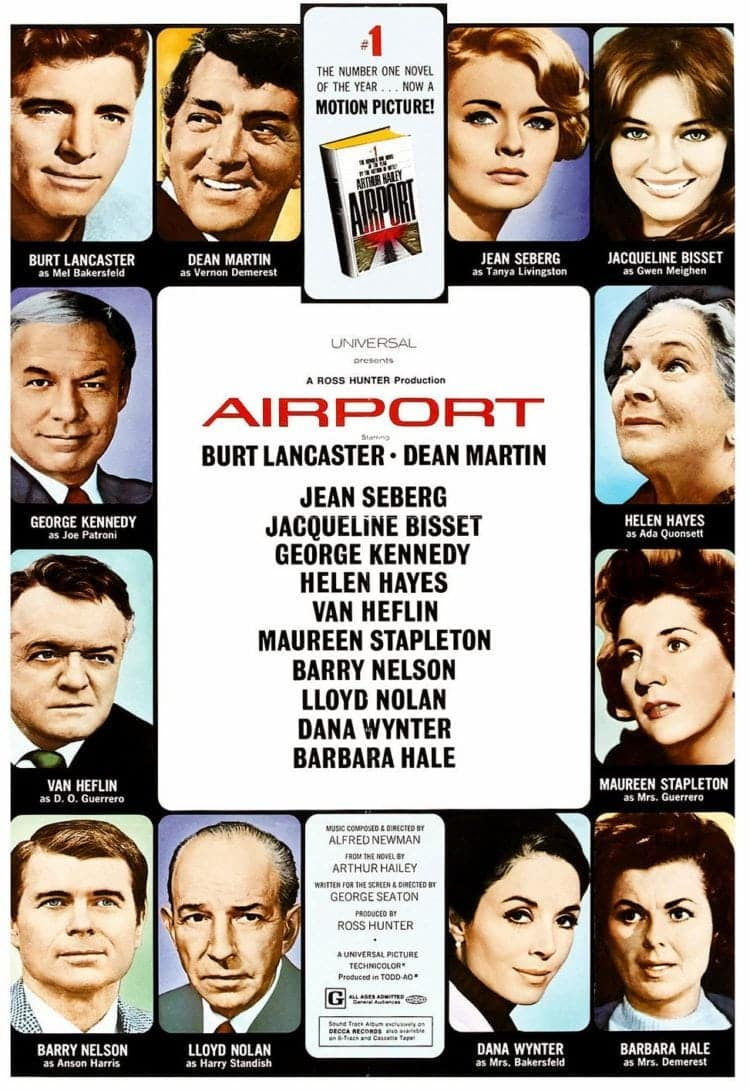 Airport movie 1970