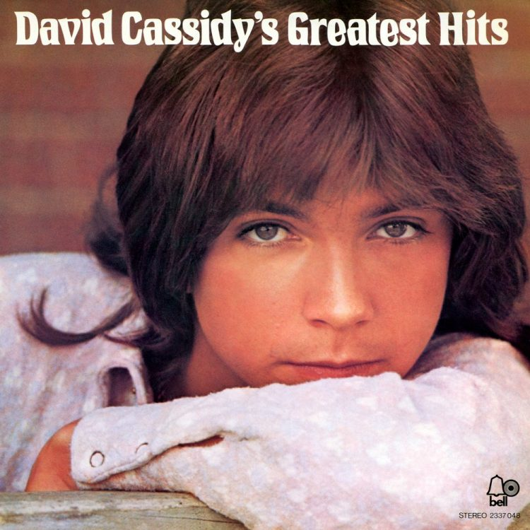 Album cover - David Cassidy's Greatest Hits