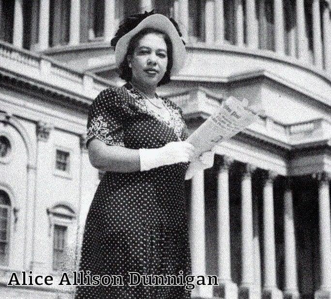 Alice Allison Dunnigan