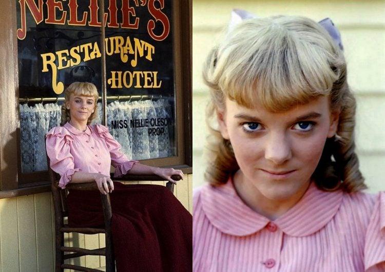 Alison Arngrim as Nellie Oleson LHOP