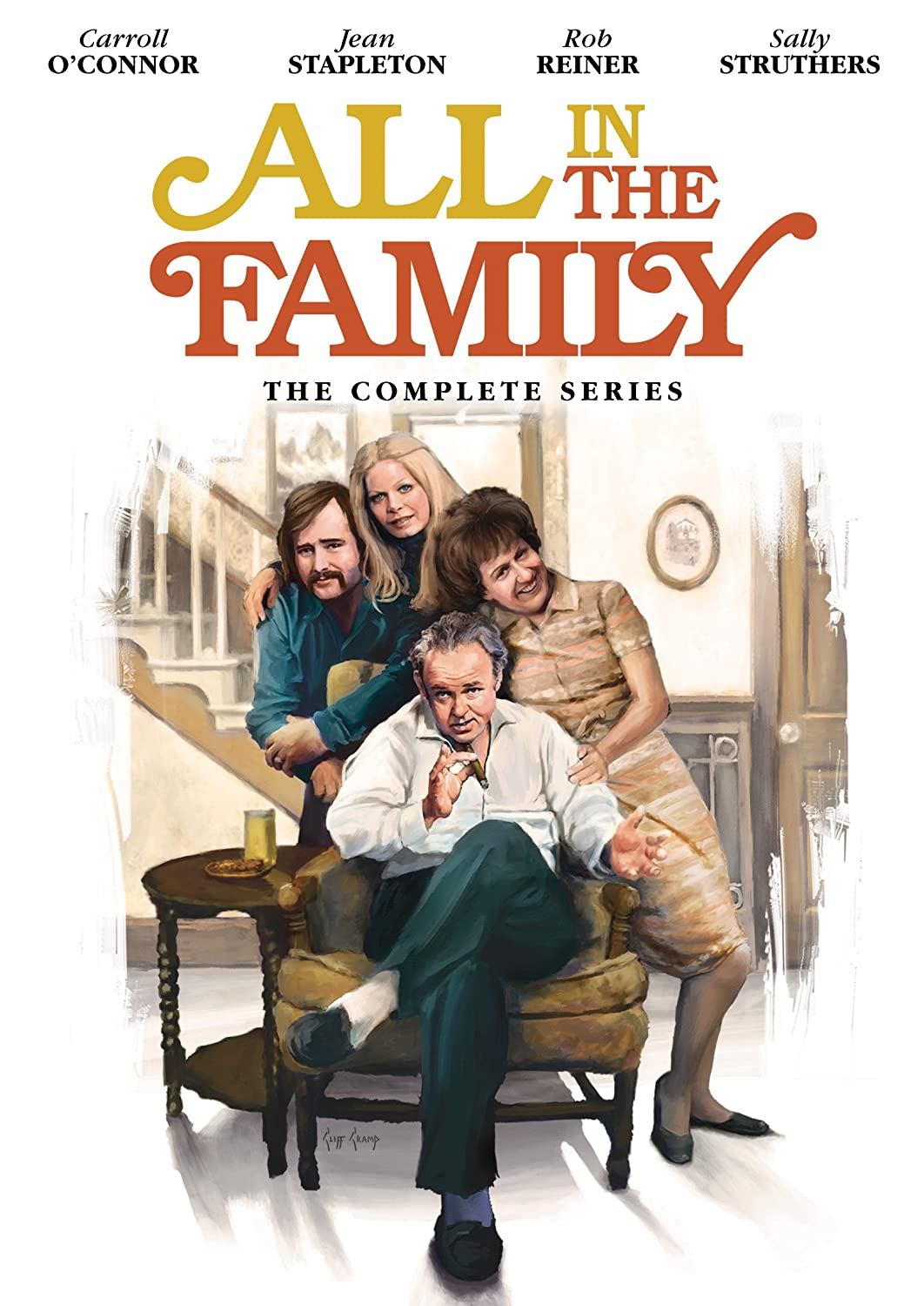 All in the Family DVD set - Vintage TV show