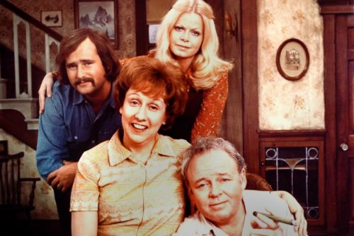 All in the Family main original cast