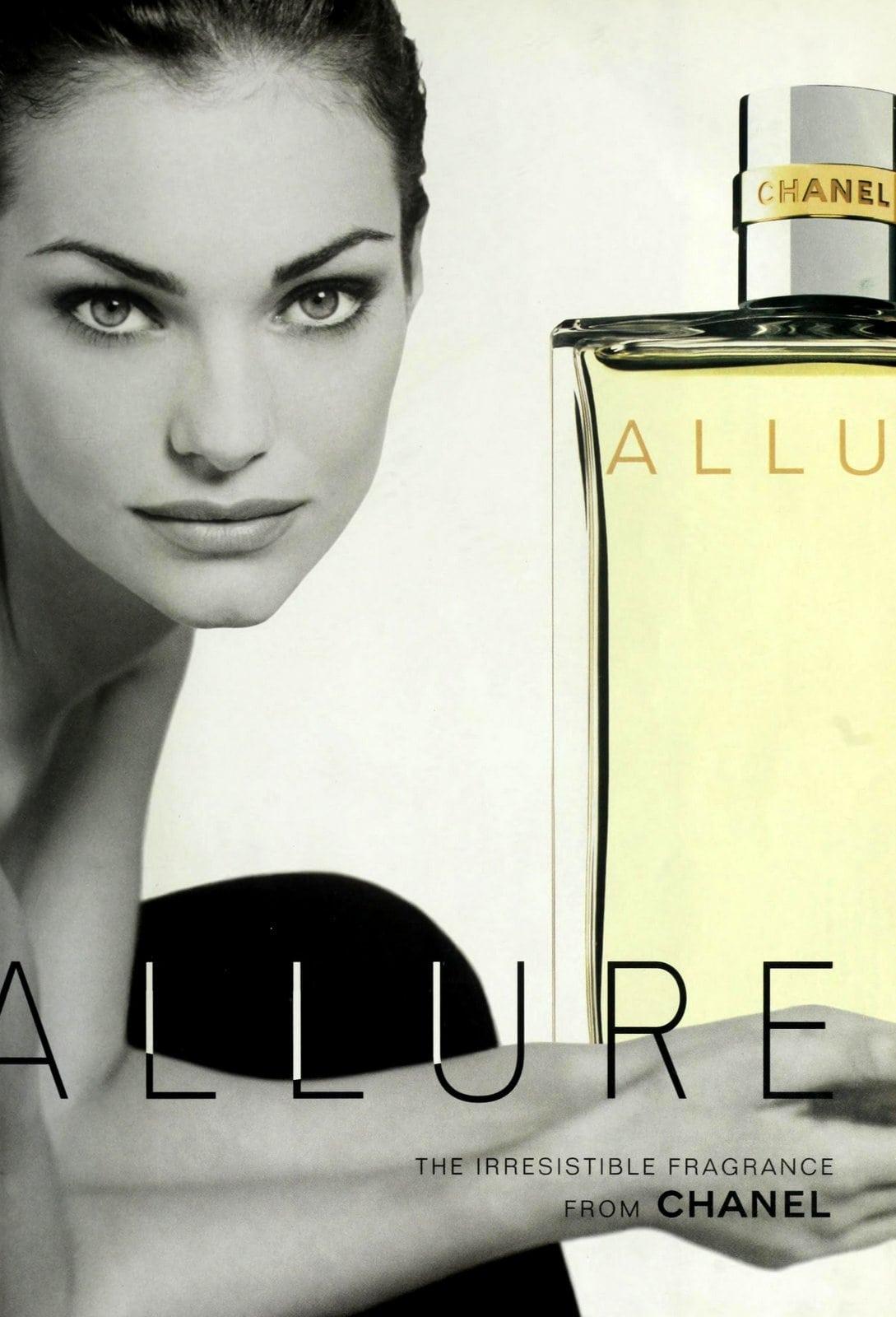 Allure from Chanel (1998) at ClickAmericana.com