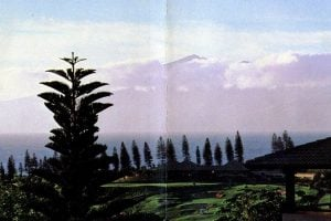 Along the Maui coastline, Hawaii's new Kapalua villas (1978)
