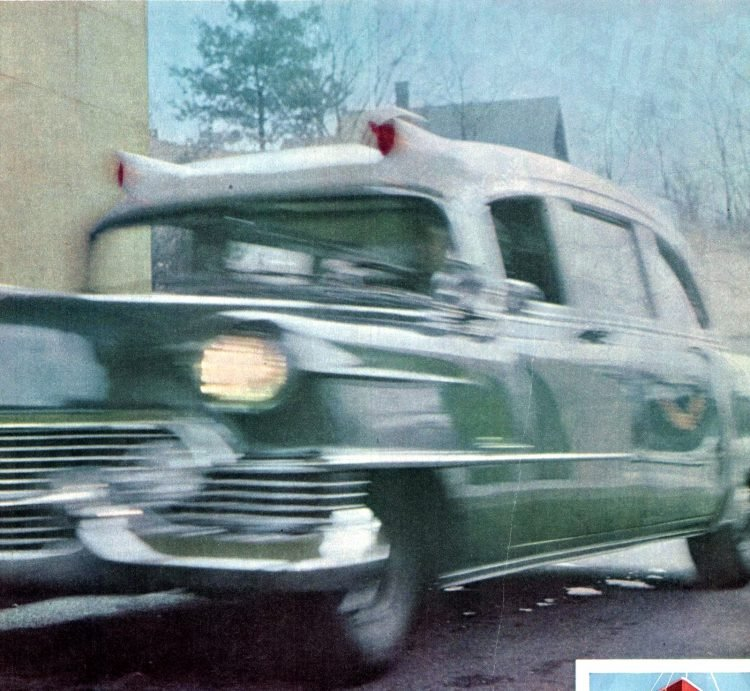 Ambulance and passenger from 1956 (1)