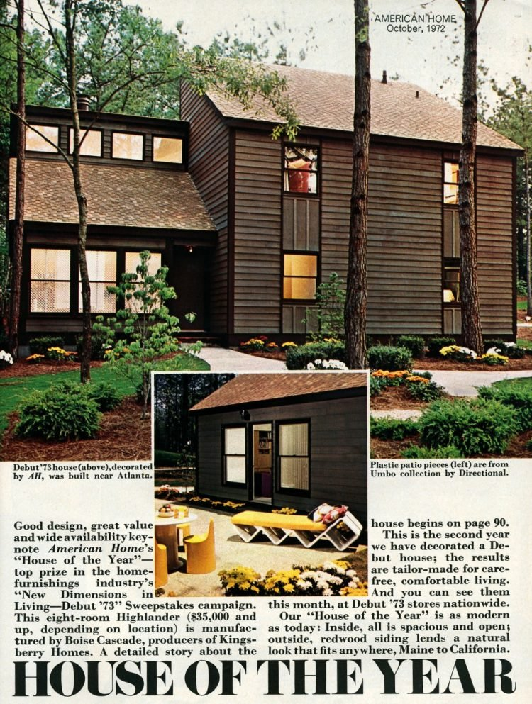 American Home 1973 House of the Year (2)