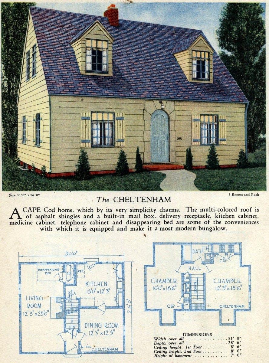 Classic home designs - The Cheltenham