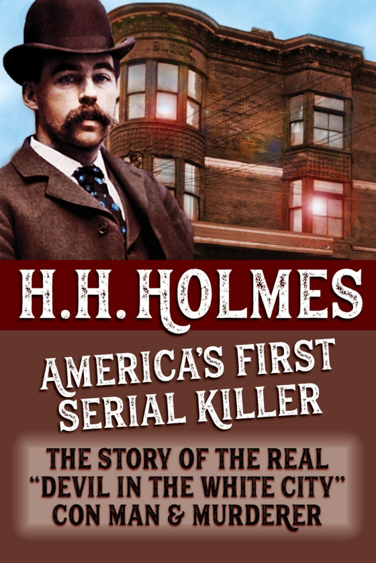 America's first serial killer, H H Holmes