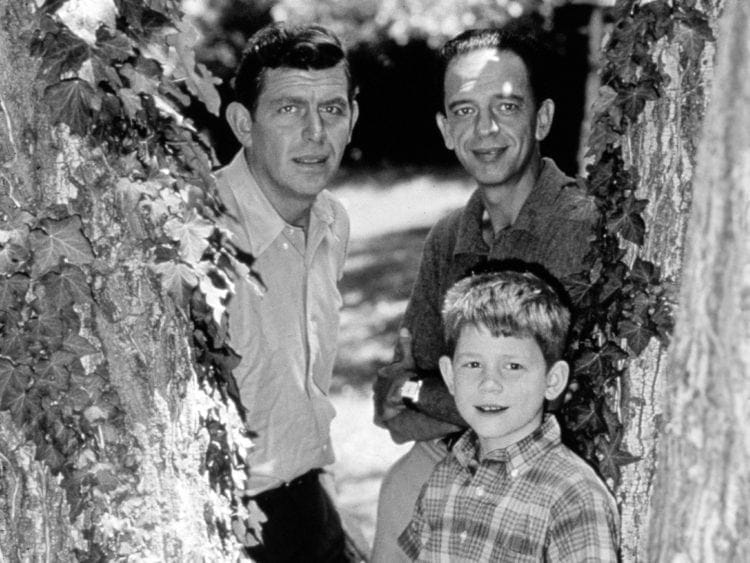The Andy Griffith Show: Andy Griffith, Don Knotts and Ron Howard