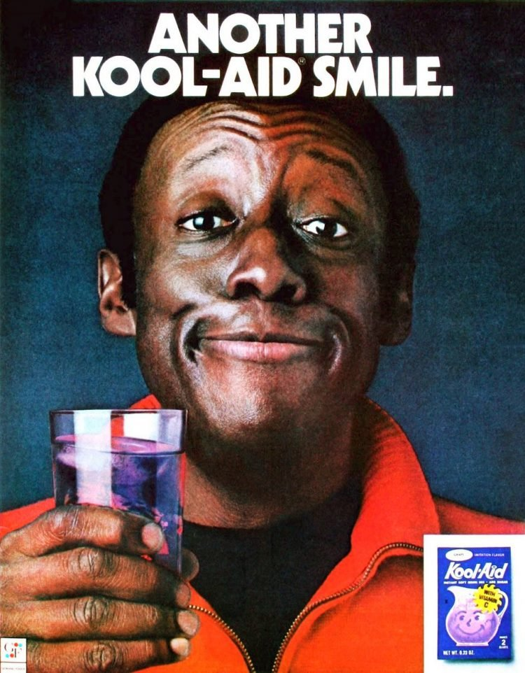 Another Kool-Aid smile: Godfrey Cambridge (1973)