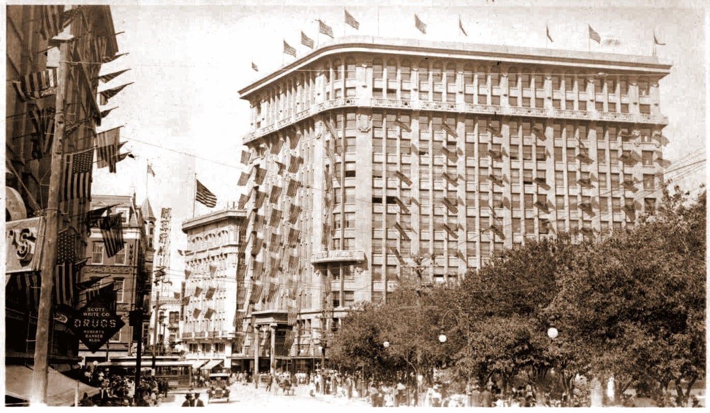 Anson Mills Building in El Paso, Texas (1915)