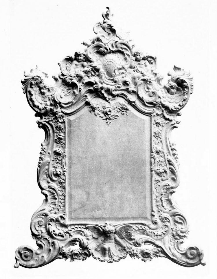 Antique Gorham silver designs from 1889 (1)
