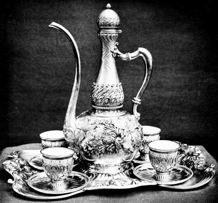 Antique Gorham silver designs from 1889 (7)