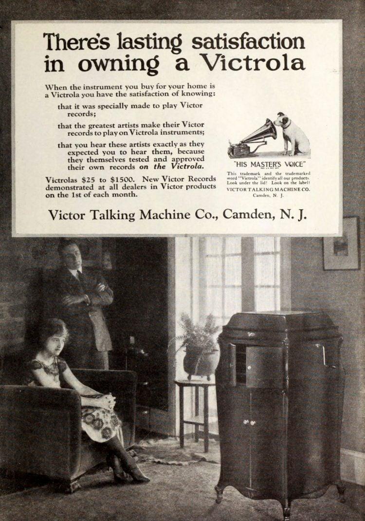 Antique Victrolas - Vintage music (1)