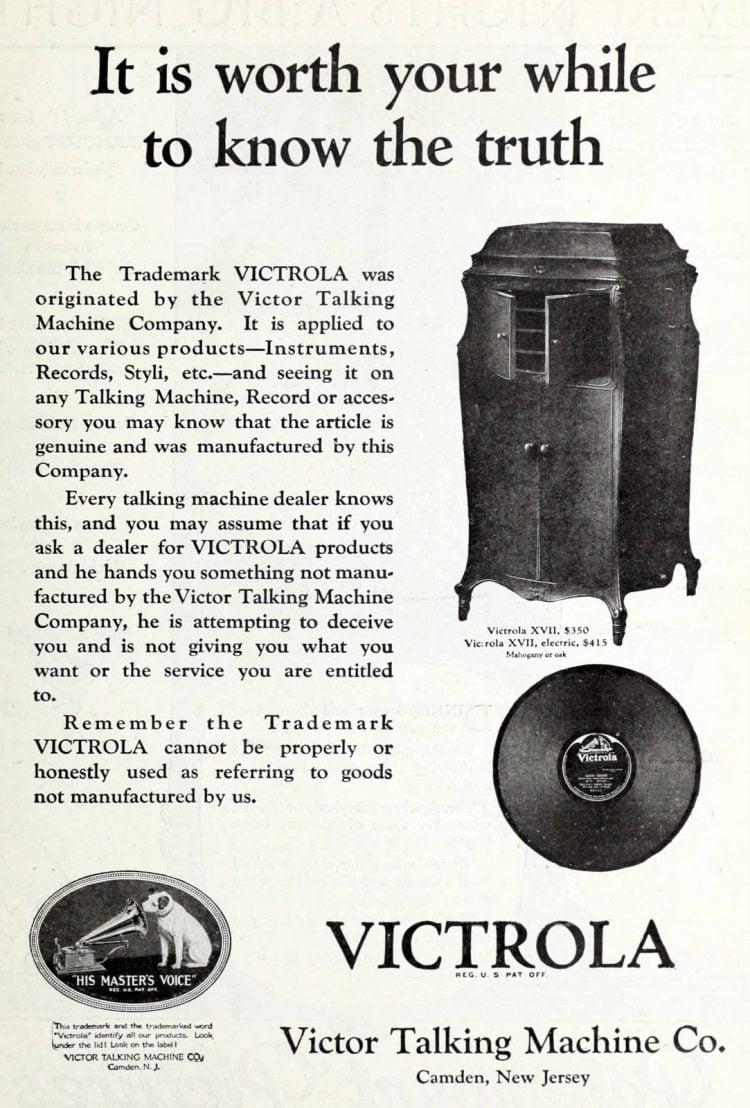 Antique Victrolas - Vintage music (2)
