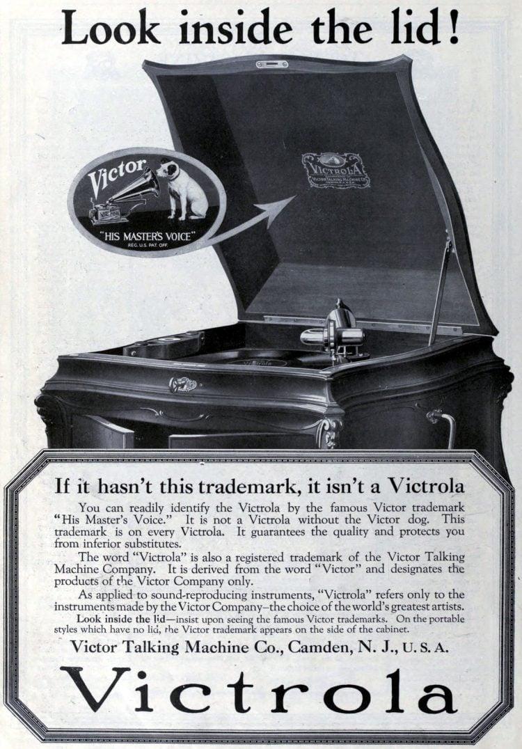 Antique Victrolas - Vintage music (4)